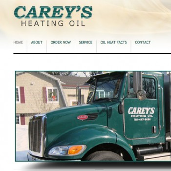 Carey's Heating Oil